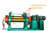 Máquina de calendário de borracha de alta qualidade, calendário de 2 rolos de borracha com Ce / SGS / ISO