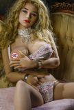 Muñeca llena de la muñeca de la muñeca de la TPE de la muñeca de la muñeca de la muñeca adulta erótica anal vaginal sólida de la muñeca