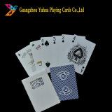 Konkurrenzfähiger kasino-Karten-Zoll Yh19 des Preis-100% Plastik