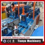 Cer-Bescheinigungs-Decken-MetallFurring Omega Kanal-Rolle, die Maschine bildet