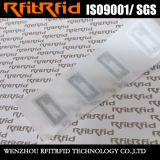 Etiqueta disponible escribible del Anti-Metal NFC de la etiqueta engomada de la seguridad