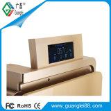 Purificador negativo respetuoso del medio ambiente material del aire del ion del ABS con la pantalla inteligente del LED para el hogar