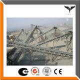 Completare la linea di produzione del frantoio per pietre, sabbia che fa la pianta per estrazione mineraria della cava