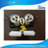 Klimaanlagen-Teile, Bewegungslack-läufer und Anfangskondensator