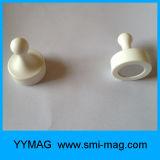 El empuje magnético del neodimio de los nuevos productos fija el imán usado en oficina