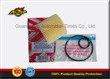 Piezas de automóvil 04152-Yzza1, 04152-0p010, 04152-31090, filtro de petróleo 04152-31110 para Toyota