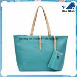 Sacchetto di cuoio del messaggero della cartella delle borse dei sacchetti di spalla del Tote dell'unità di elaborazione delle donne