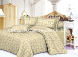 Fabriek 50/50 Poly/Reeksen van het Katoenen de Comfortabele Beddegoed van het Hotel