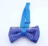 남자를 위한 도매 각종 디자인 실크 또는 폴리에스테에 의하여 뜨개질을 하는 나비 넥타이