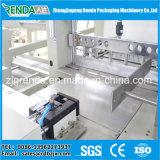 Prezzo di fabbrica automatico della macchina imballatrice di imballaggio con involucro termocontrattile della pellicola del PE della bottiglia