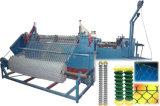 Recinzione della rete metallica di collegamento Chain del PVC/rete metallica galvanizzate Coaed del diamante