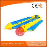 高品質の膨脹可能な魚は飛ばす海(T12-410)で浮かぶボートを