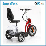 Smartek Wholesales Mobilidade Scooters Escooter Eléctrica de 3 rodas mobilidade eléctrica Moda Triciclos Mobilidade scooters para piscina Eac-500-3