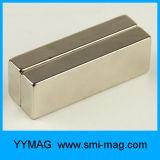 Постоянные магниты блока неодимия для сбывания