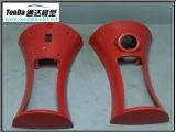 De het Witte Rubber van de douane/Leverancier van Shenzhen van de Delen van de Precisie van Plastic/POM/PE CNC