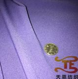 Textil China 30d de 4 vías de tela Pongee estiramiento Spandex tejido prenda