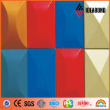 Китая катушка покрытия Ideabond PVDF изготовления материалов Abuilding алюминиевая