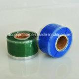 防水ゴム製テープを溶かしている覆いのアンテナケーブルコネクタの自己