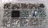 미국 시스템 편평한 맨 위 리베트 견과 탄소 강철 또는 알루미늄 또는 스테인리스