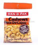 Empaquetadora del bolso de los gránulos del azúcar de la película del PE/máquina del lacre/embalador del Detrás-Sello