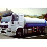 Tanque de água de caminhões pesados