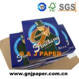 ¡Gran venta! Varios tipos de papel Rolling mano en la acción