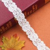 Tecido de seda tecido Guiné rendas
