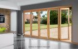 Design perfeito francês Prática janela de alumínio