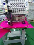 Singoli aghi capi commerciali della macchina 12 del ricamo del calcolatore e prezzo della macchina del ricamo di colori