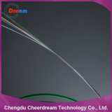 4 kern 2.0mm Blazende Kabel van de Lucht van de Vezel van de Diameter de Optische