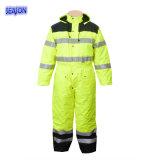 Guardapolvo completado, bata, ropa de funcionamiento, desgaste de la seguridad, Workwear protector