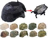 MulticamoカラーのNij Iiiaの証明書のケブラーの物質的で速いタイプ防弾ヘルメット