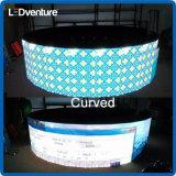 pH4.81 pared de interior del vídeo del alquiler LED