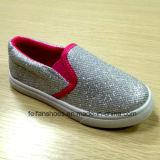 Banheira Salling Kid's Shiner Escola de malha calçados calçados de Injeção (FF921-6)