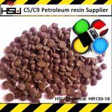 Résine de pétrole C9 pour huile de ramollissement à base de caoutchouc pneumatique Hr110-18