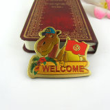Tunisie Travel Welcome Metal Foil Souvenir Fridge Magnet