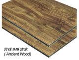 Панели деревянного зерна алюминиевые составные (ALB-044)