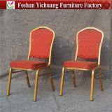 튼튼한 금속 프레임 중국에서 사용되는 판매를 위한 싼 대중음식점 의자