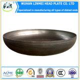 2000 * 8mm aço carbono e aço inoxidável cabeça elíptica cabeça / tanque
