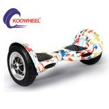 Scooter Electrico Hoverboard de scooter d'équilibre électrique de l'entrepôt 10inch d'UE