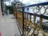 専門の製造業者304のCorloredのステンレス鋼の塀