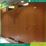 Compartimento Phenolic inoxidável do toalete da divisória HPL do toalete do aço