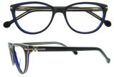 Het nieuwe Frame van het Oogglas van de Vorm van de Vlinder van Eyewear van de Aankomst voor Vrouwen