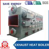 Промышленный боилер выхлопного газа пробки дыма для электростанции