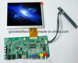 """AV/VGA/HDMIは5.6 """"産業制御システムのためのTFT LCD SKDのモジュールを入れた"""