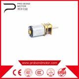 Motor elétrico de caixa de câmbio de metal pequeno DC