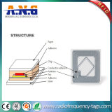 13.56MHz l'autoadesivo circolare NFC di HF ISO14443A RFID ha stampato il contrassegno