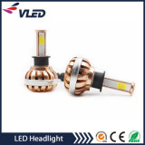 높은 루멘 7200lm 백색 C5 차 H7 H11 H4 LED 헤드라이트