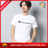 T-shirt en coton simple avec différentes couleurs
