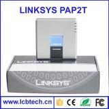 Déverrouillé 100% tout nouvel original adaptateur VoIP SIP, Linksys PAP2T-NA